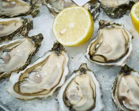 Las ostras tienen un alto contenido proteico.