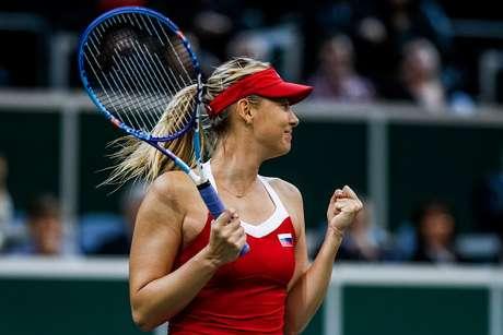 Devido a lesão, Sharapova abre mão de mais um torneio