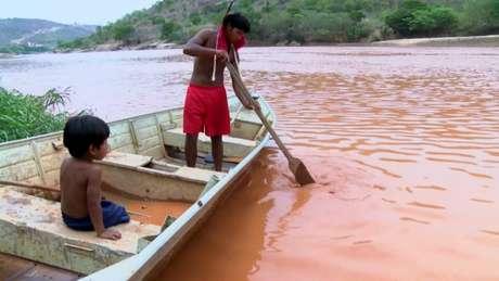 """Segundo presidente, recuperação do rio Doce será """"exemplo"""" para o país"""