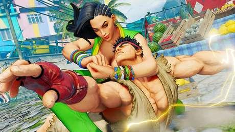Depois de Blanka, chega a vez de Street Fighter ter um novo brasileiro no plantel de lutadores