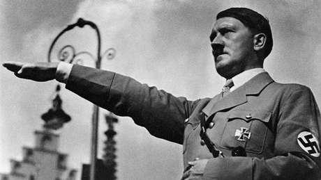 Líder nazista Adolf Hitler