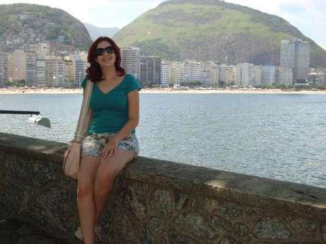 Caroline deixou as salas de aula, mas continua focada em melhorar a educação no Brasil e no mundo