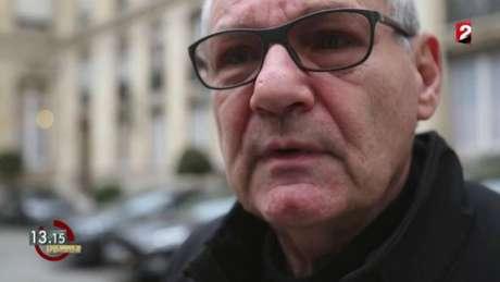 O doutor Denis Safran entrou no Bataclan junto com os policiais que invadiram a casa de espetáculos e eliminaram os atiradores