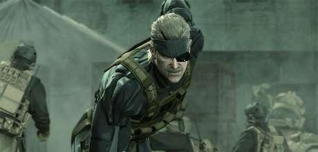 O protagonista de Metal Gear foi parar até em outros jogos