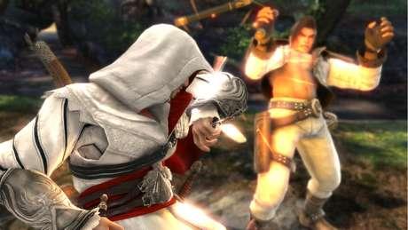 Ezio é mais um herói cuja figura vai além dos próprios games