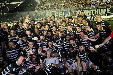 Título do Campeonato Brasileiro impulsionou o Corinthians à liderança do ranking da CBF