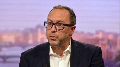 Fracassar é preciso, diz o criador da Wikipedia, Jimmy Wales
