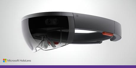 O HoloLens, óculos de realidade virtual da Microsoft, promete colocar o jogador dentro de um mundo virtual, gerando hologramas e cenários extremamente realistas