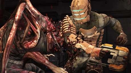 As obras de Dead Space também relatam o antes e o depois dos jogos
