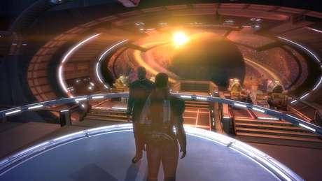 O universo de Mass Effect é melhor explicado nos livros