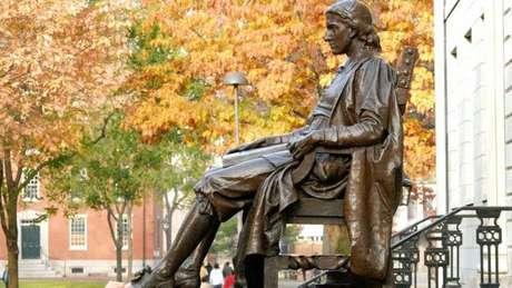 Que diria o fundador da universidade, John Harvard, sobre a necessidade de os alunos jurarem que não vão colar?