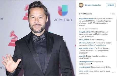 Después de los Latin Grammy's.