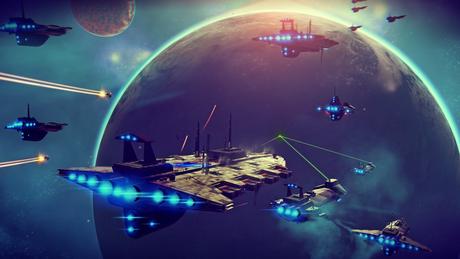 Nenhum game espacial conseguiu o que o jogo independente No Man's Sky planeja fazer