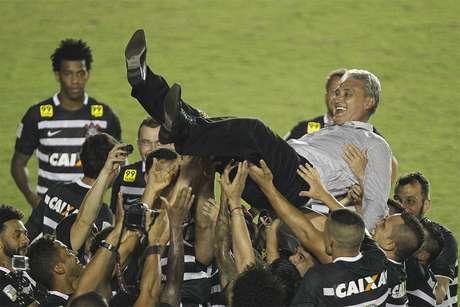Tite foi eleito o melhor técnico do Campeonato Brasileiro