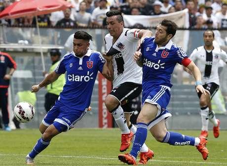 Colo Colo y la U juegan la final este miércoles a las 20:00 horas.