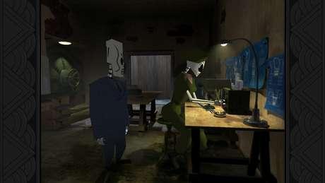 Manny Calavera é o protagonista neste clássico absoluto dos games de detetive