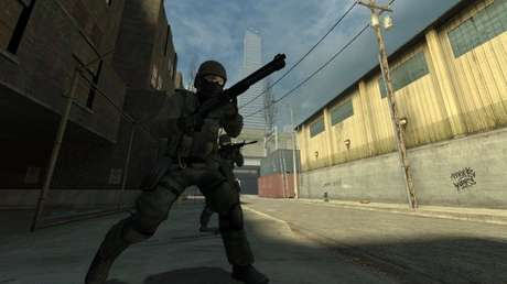 Counter-Strike tem um mapa, criado por fãs, que se passa em uma comunidade no Rio de Janeiro