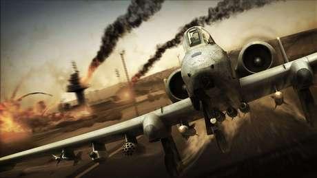 A Ubisoft escolheu o Rio de Janeiro para o cenário do simulador de combate aéreo H.A.W.X. O ano é 2021 e a cidade está sendo atacada por rebeldes que lutam contra os países da América do Sul e contra os Estados Unidos