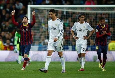 Messi, Cristiano Ronaldo ou Neymar: quem leva o prêmio?