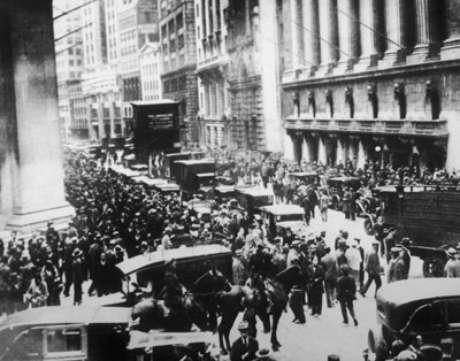Pânico em Wall Street (outubro de 1929)