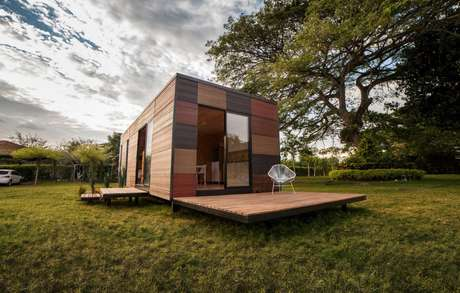 Veja 5 casas modulares ecologicamente corretas - Casa modulares baratas ...