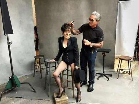 Yoko Ono é uma das mulheres ilustres do calendário