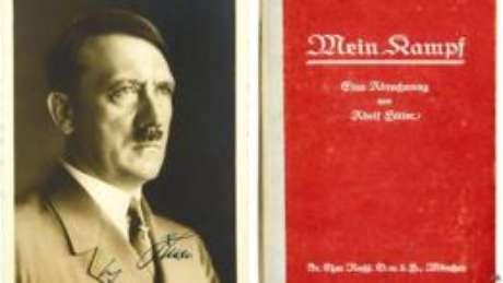 Livro escrito por Adolf Hitler foi publicado pela primeira vez em 1925