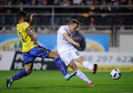 Escalação irregular de Denis Cheryshev causou a exclusão do Real Madrid na Copa do Rei