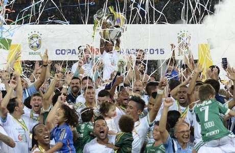 Palmeiras sagrou-se tricampeão da Copa do Brasil ao bater o Santos nos pênaltis no Allianz Parque