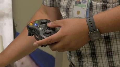 Os engenheiros da Nasa remapearam o joystick do Xbox para fazê-lo controlar um jetpack remotamente, direto da base espacial
