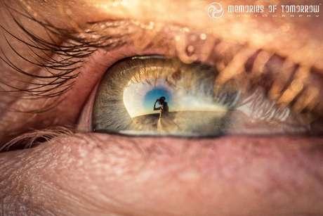 A foto depende da boa iluminação do ambiente