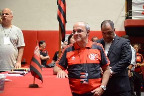 Eduardo Bandeira de Mello será presidente do Flamengo até 2018