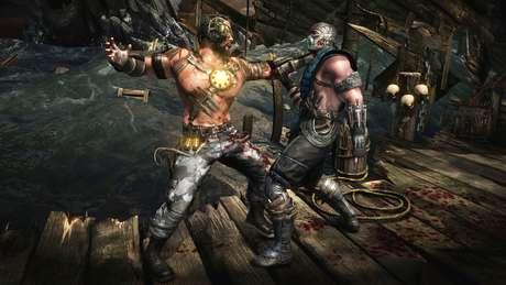 Mortal Kombat X dá sequência ao ótimo jogo anterior