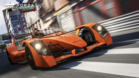 Novo game da série de corrida traz 450 modelos de carros