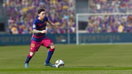A única unanimidade entre os dois jogos é que Messi é o melhor