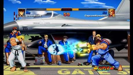 O segundo Street Fighter alçou a série ao estrelato e foi relançado com gráficos em alta resolução no Xbox 360, no PC e no PS3