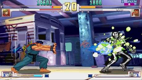 Os games derivados de Street Fighter III são considerados alguns dos melhores da série de luta