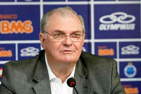 Presidente do Cruzeiro decidiu sair da Liga Sul-Minas-Rio