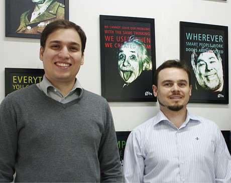 Empresa de Marcus Figueredo e Sérgio Rogal foi reconhecida como case de sucesso