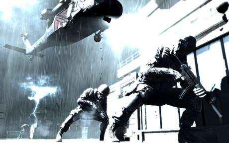 O quarto Call of Duty deixou para trás a Segunda Guerra