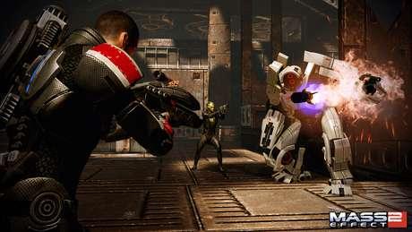 Jogos dá sequência ao também aclamado primeiro Mass Effect