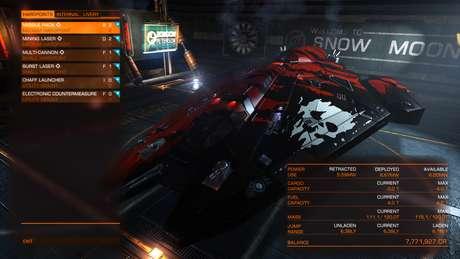 Seja como comerciante, pirata ou caçador de recompensa, o objetivo de Elite: Dangerous é chegar cada vez mais longe no espaço