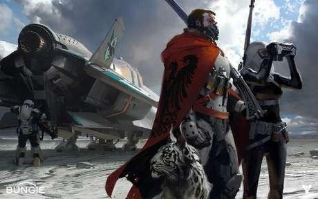 O game foi desenvolvido pelo mesmo estúdio dos primeiros Halos, a Bungie