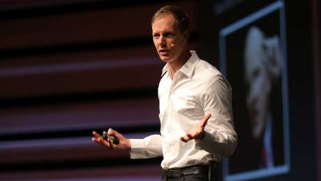 Jim McKelvey é cofundador de startup considerada uma das mais dinâmicas do Vale do Silício