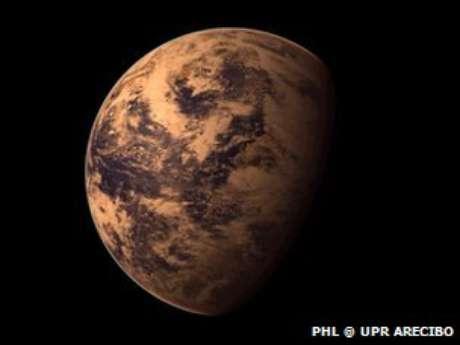 O Gliese 667Cc foi descoberto em fevereiro de 2012