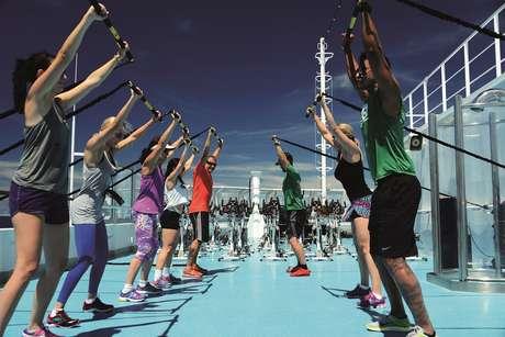Cruzeiro Fitness é um dos temáticos mais antigos do Brasil