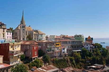 O Morro Concepción é um dos mais conhecidos