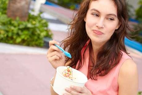 Sorvete é um dos principais vilões da dieta saudável