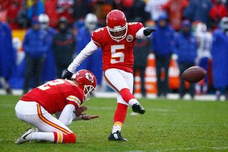 Kicker do Kansas City Chiefs, Cairo Santos é o único brasileiro que joga pela NFL
