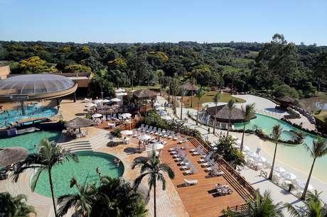 Quem adquirir uma fração do My Mabu poderá desfrutar as atrações do Mabu Thermas Grand Resort